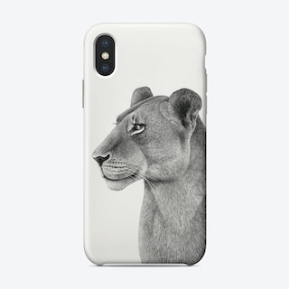 The Lioness Phone Case