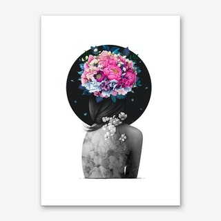 Infinity Of Bloom Art Print