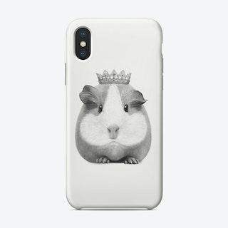 Queen Guinea Pig Phone Case