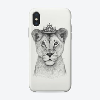 The Lioness Queen Phone Case