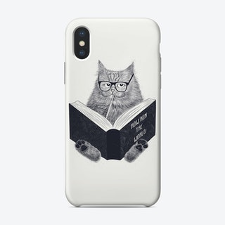 Smart Cat Phone Case