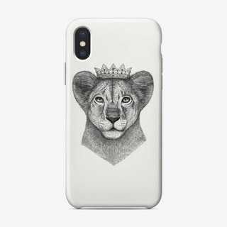 The Lion Prince Phone Case
