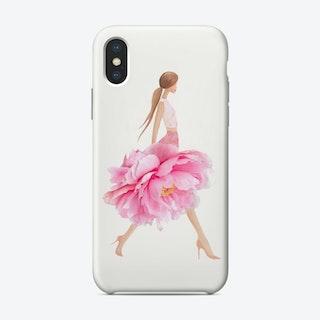 Fashion Peonies Phone Case