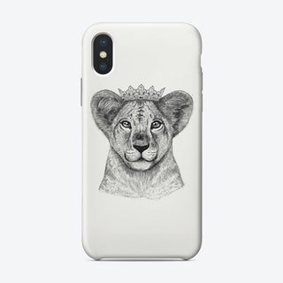 The Lion Princess Phone Case