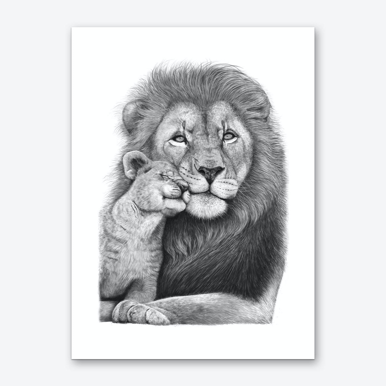 Father'S Love Art Print