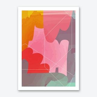 Emi Art Print