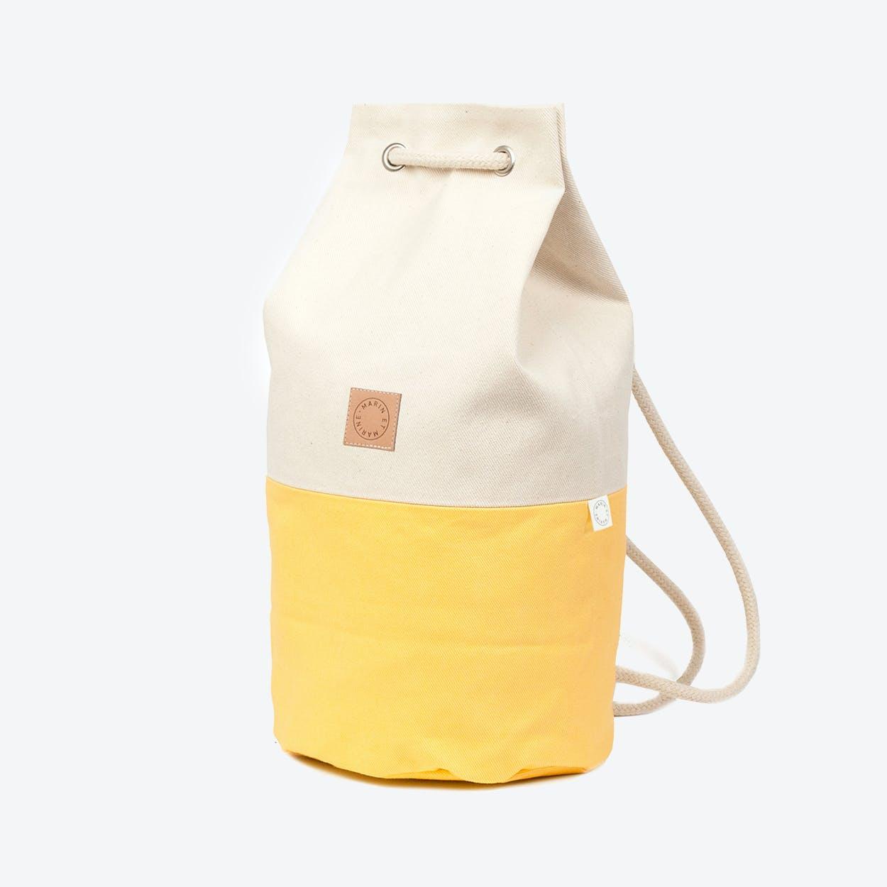 Sac Marin Citron in Yellow