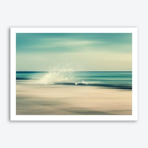The Splash Art Print