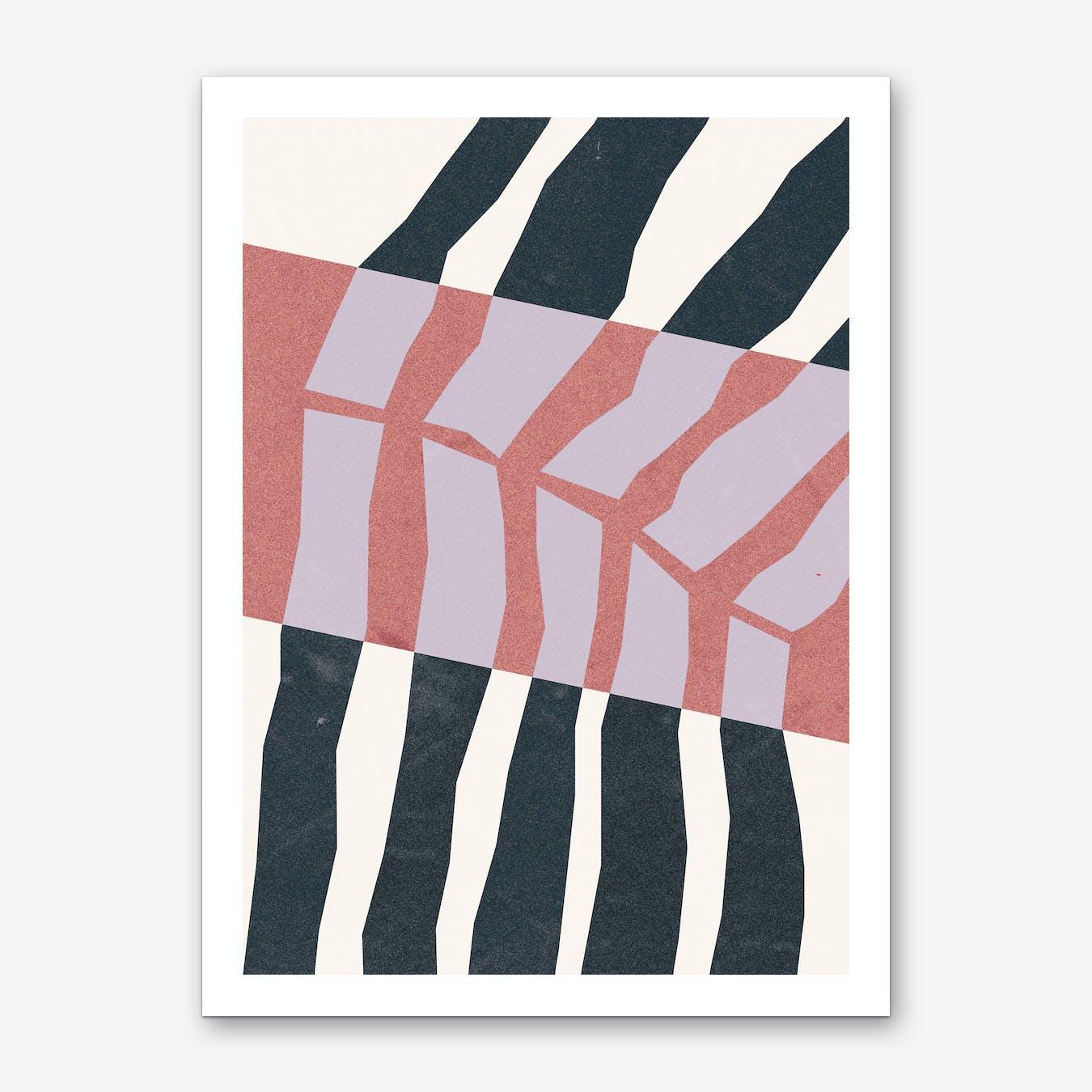 Papercuts I Art Print