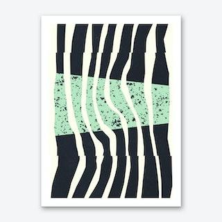 Papercuts II Art Print