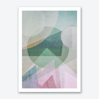 The Nordic Way XXV Art Print