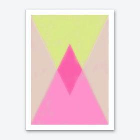 Here II Art Print