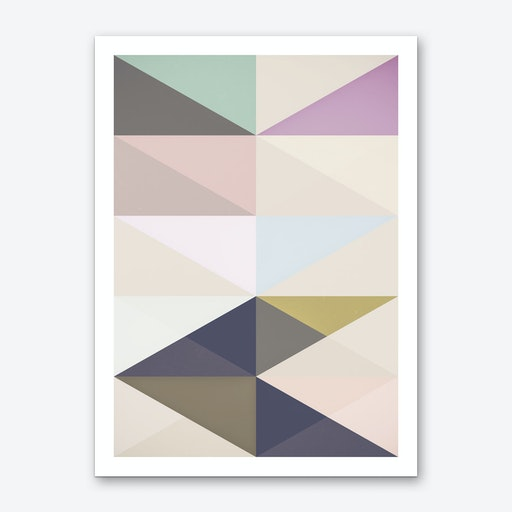 The Nordic Way III Art Print
