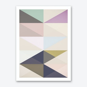 The Nordic Way III Art Print