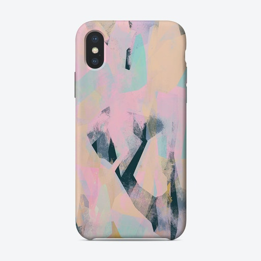 Camouflage XCVIII iPhone Case