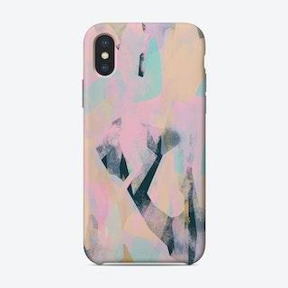 Camouflage XCVIII iPhone Case