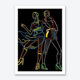 We are Models Art Print