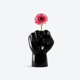 FCK Vase in Black