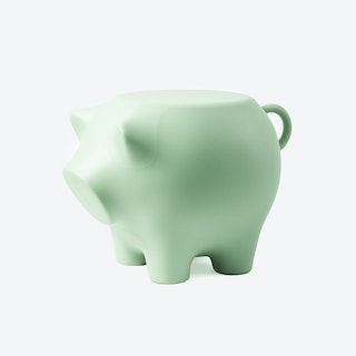 Sidepig in Pale Green