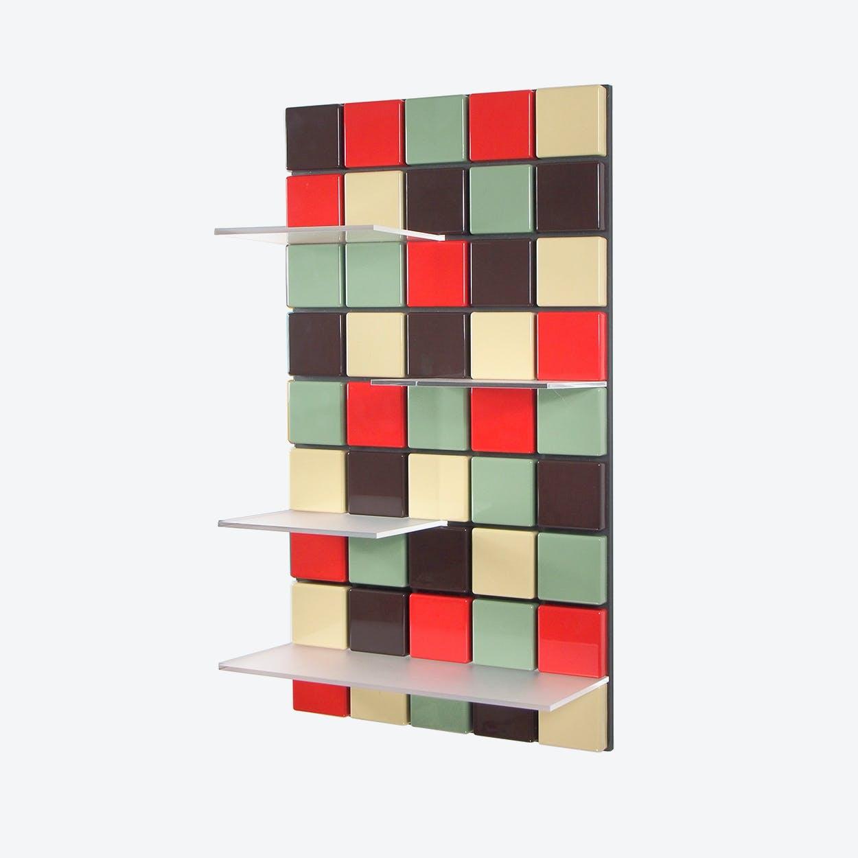 C09N Confetti Shelf System