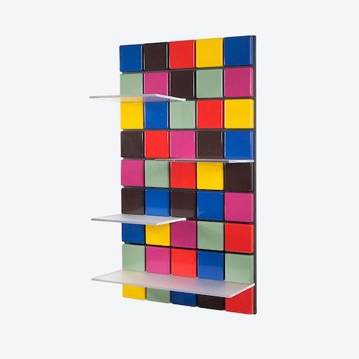 C12 Confetti Shelf System