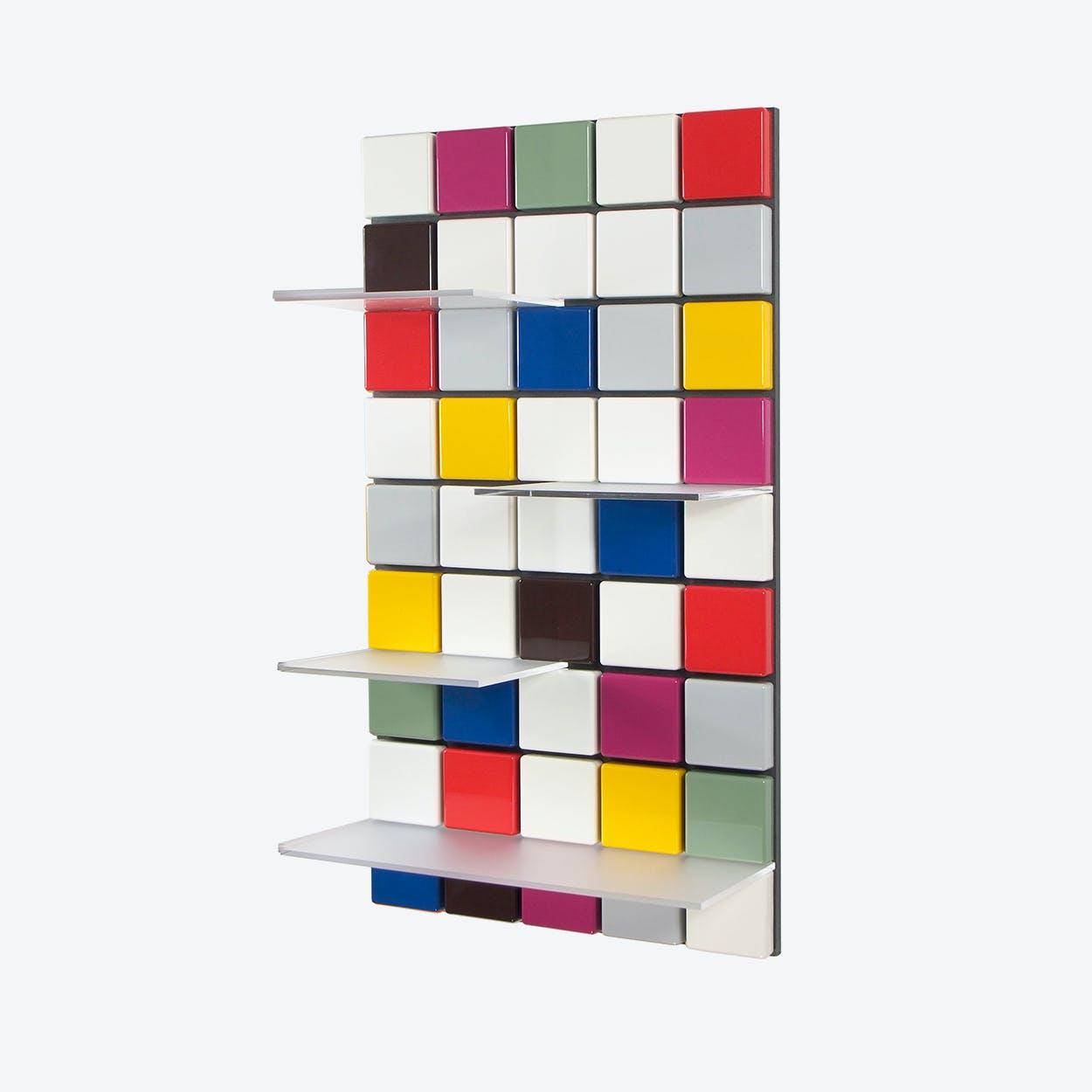 C13 Confetti Shelf System