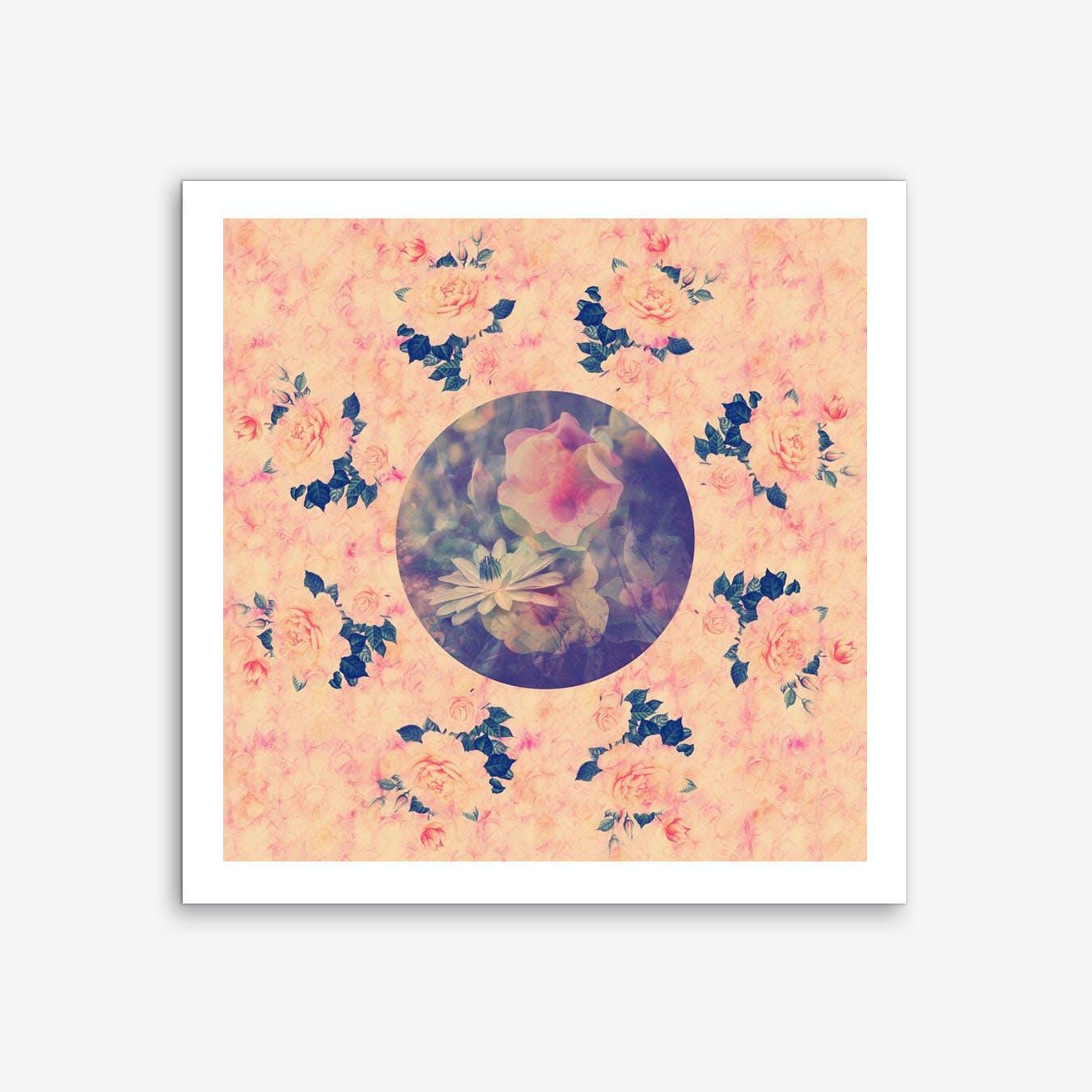 Merge or Emerge Art Print