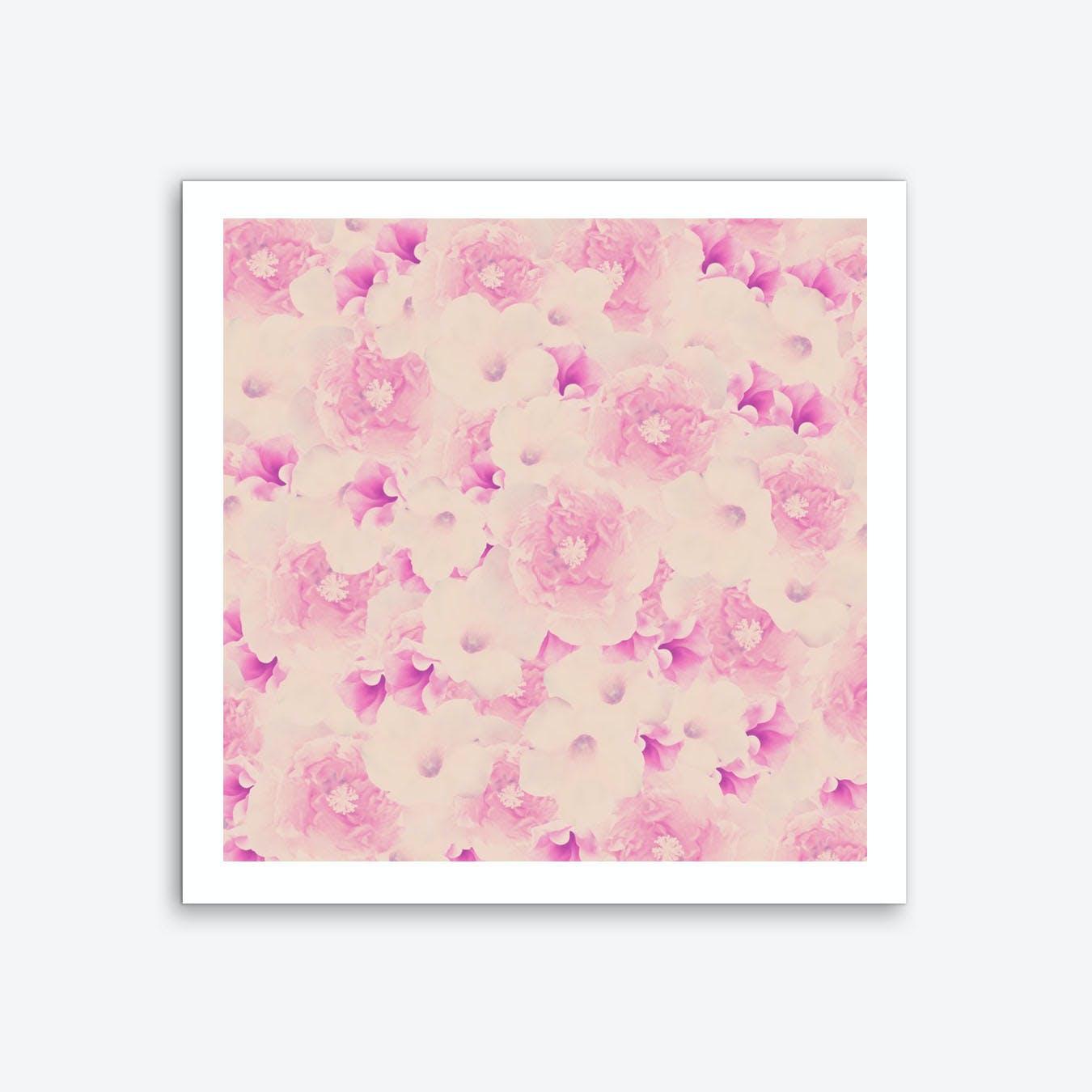 Blush Bouquet Art Print
