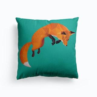 Transition Canvas Cushion