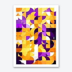 Geometric XXV Art Print