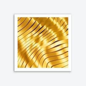 Goldie IV Art Print