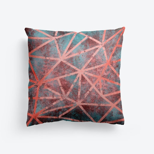Geometric XXXIV Cushion