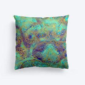 Abstract Marble III Cushion