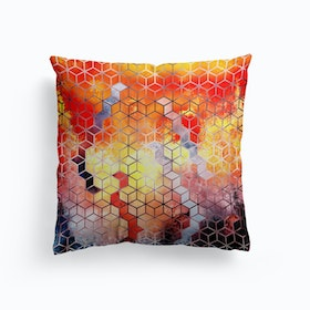 Pattern LVIII Cushion