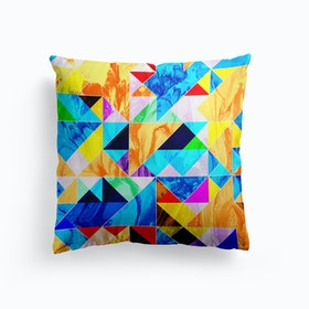 Geometric VIII Cushion