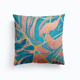 Geometric XXXXIII  Cushion