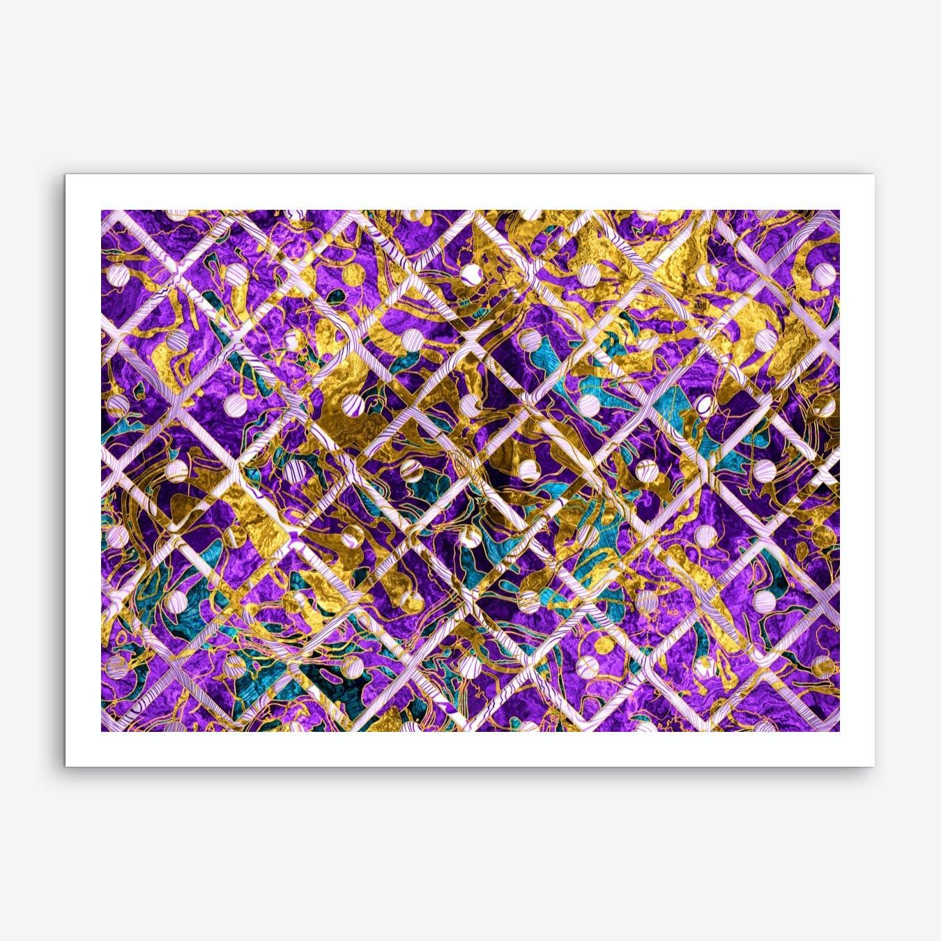 Pattern LXXXII Art Print