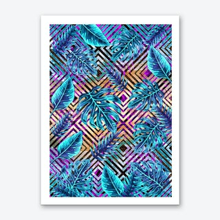 Tropical IX Art Print
