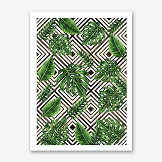 Tropical VIII Art Print
