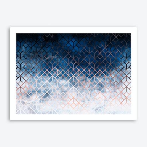 Geometric XII Art Print