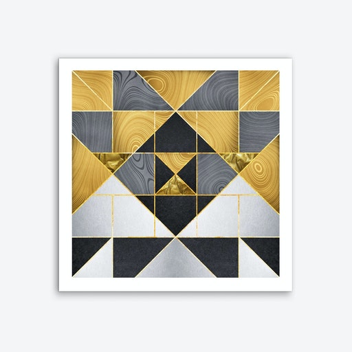 Geometric XXIV Art Print