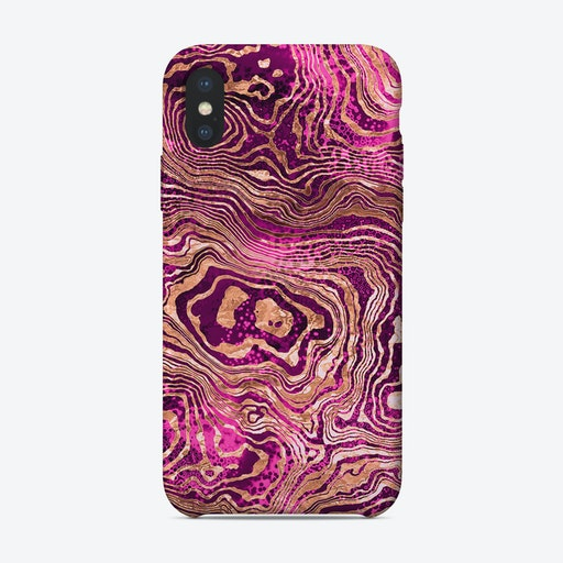 Art Marble IV iPhone Case