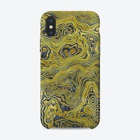 Art Marble V iPhone Case