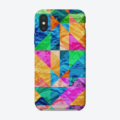 Geometric XXIX iPhone Case