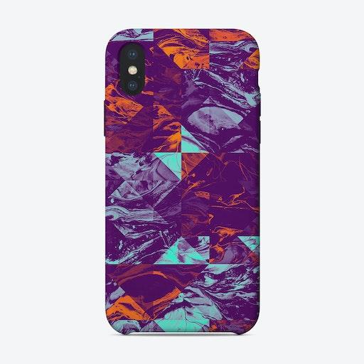 Geometric XXXII iPhone Case