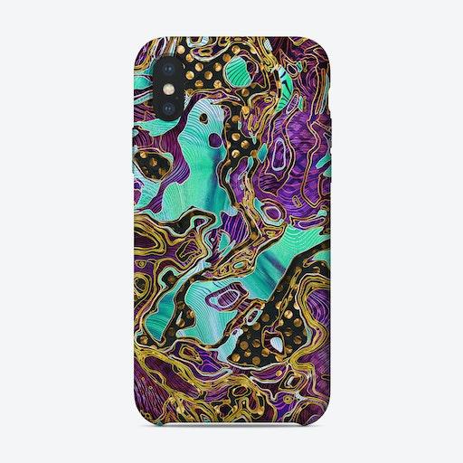 Pattern LXXVIII - III iPhone Case