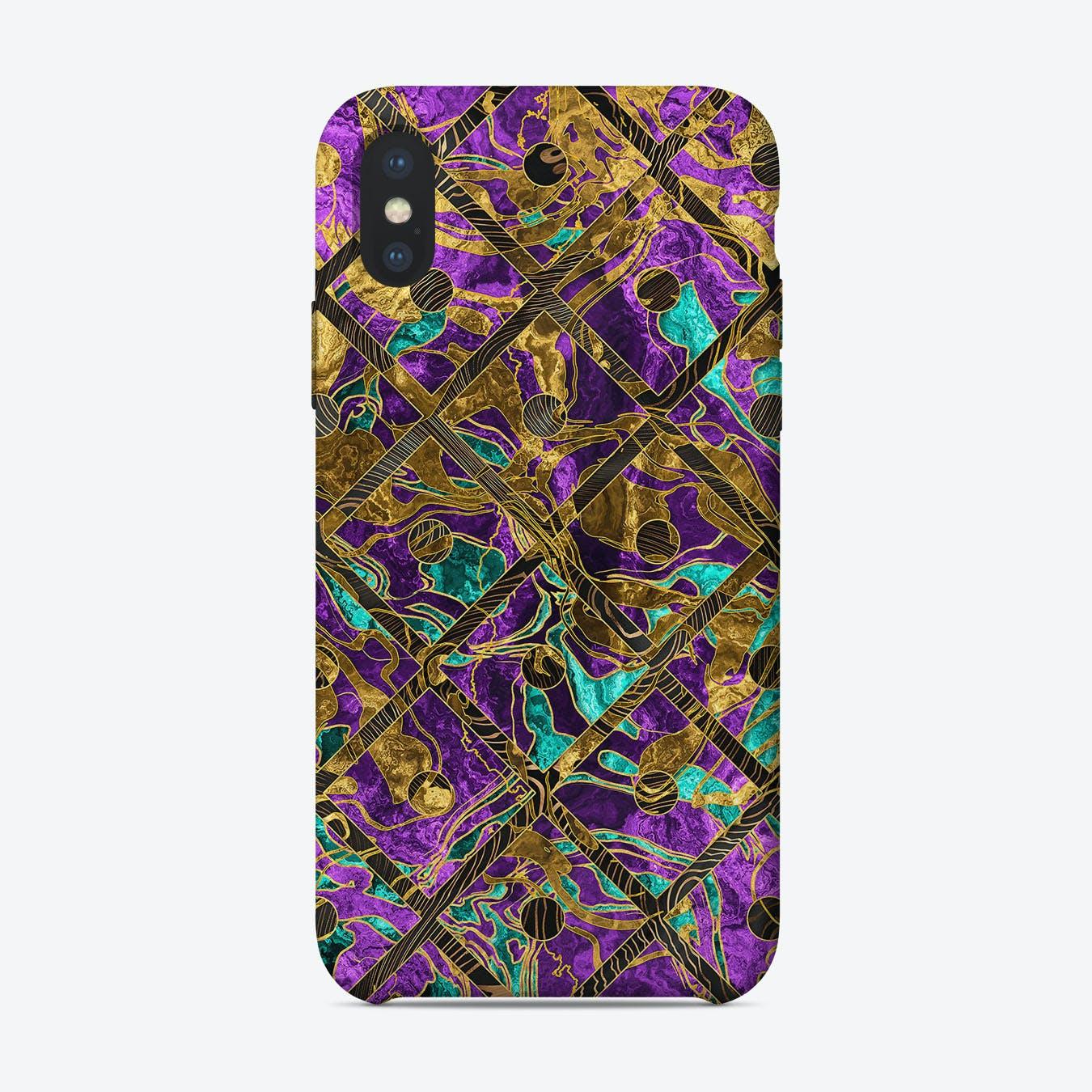 Pattern LXXXI iPhone Case
