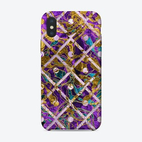 Pattern LXXXII iPhone Case
