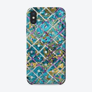 Pattern LXXXVI iPhone Case