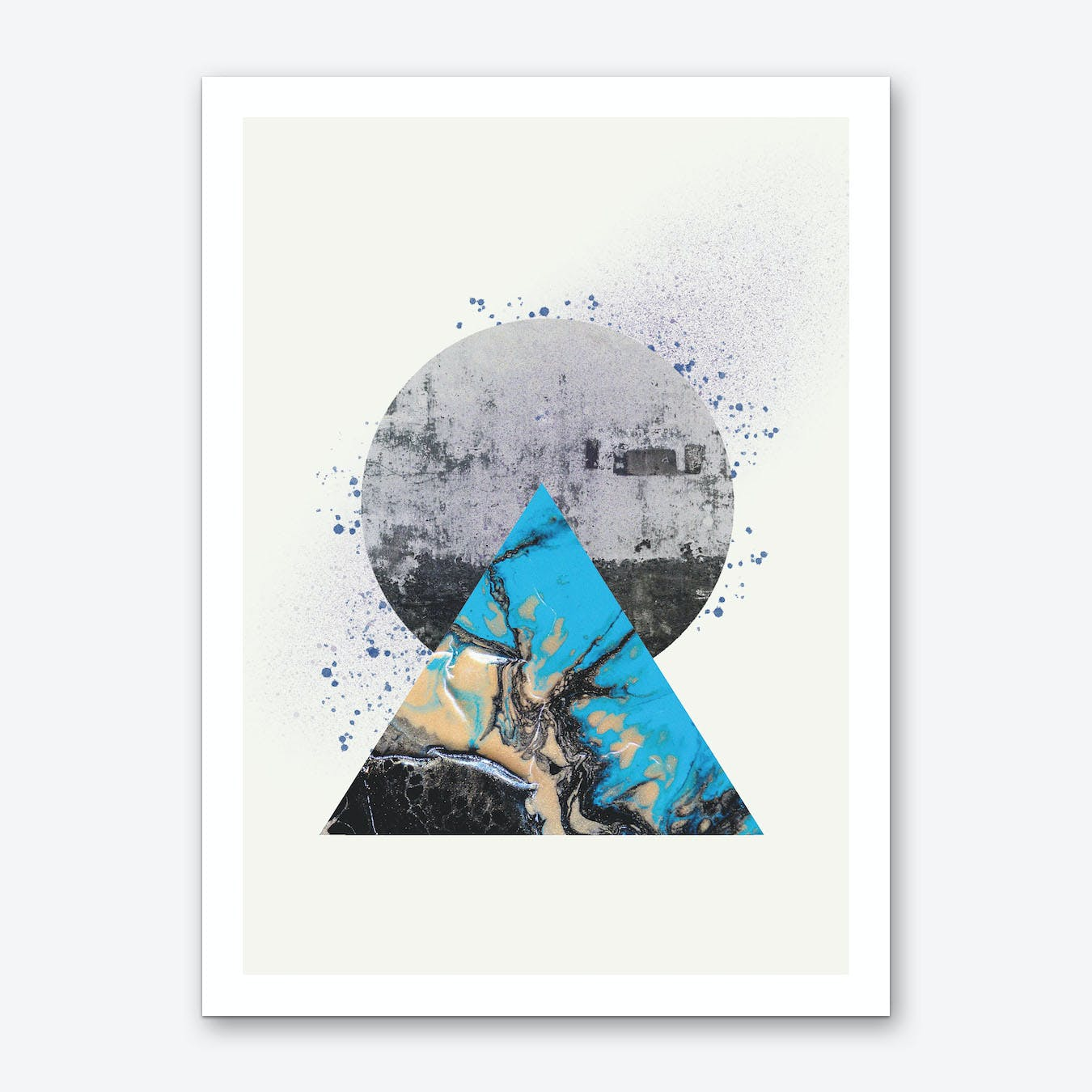 Breeze Art Print